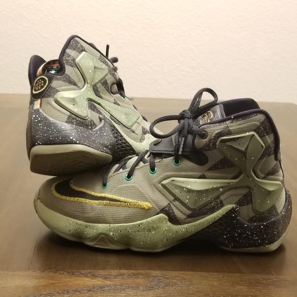 on sale e215b fbdd3 Nike LeBron 13 XIII Allstar Size 7y